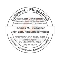 Stempel Thomas Friesacher HP